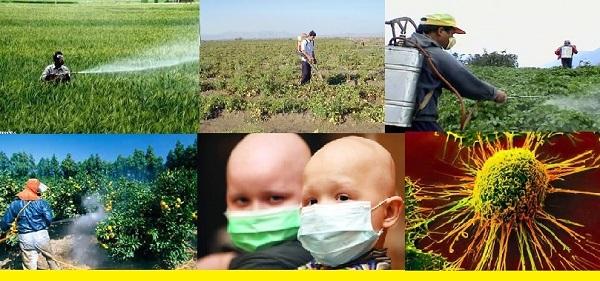 انواع سموم کشاورزی